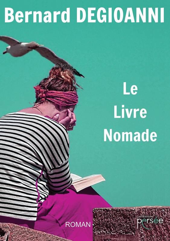 """Couverture du livre """"Le Livre Nomade"""""""